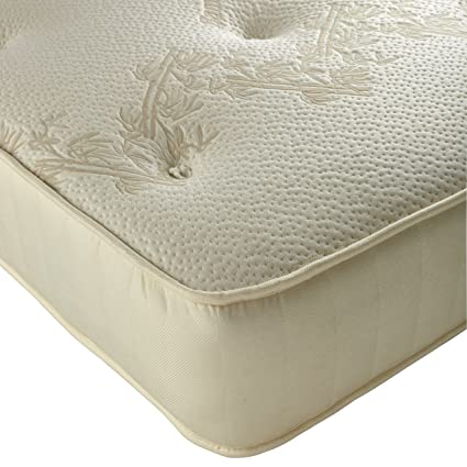 aspace colchón de tamaño King, bambú, 150 x 200 cm