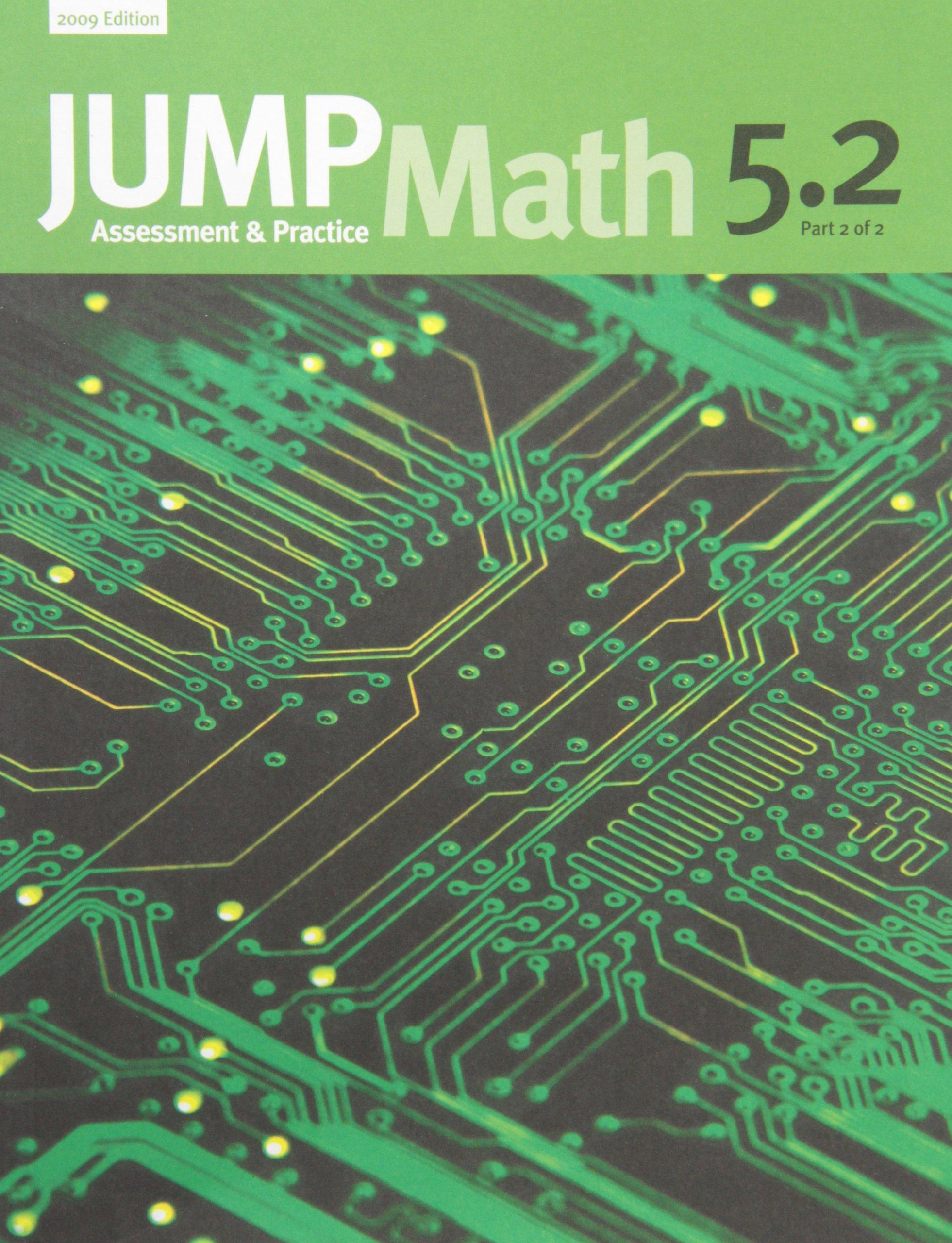 JUMP Math 5 2: Book 5, Part 2 of 2: Amazon ca: John Mighton
