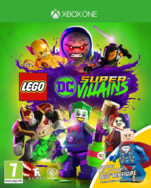 LEGO DC Super-Villains Mini Figure Edition - Xbox One [Importación ...