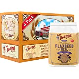 Bob's Red Mill Brown Flaxseed Meal, 32 Ounce (Pack of 4) (Package May Vary)