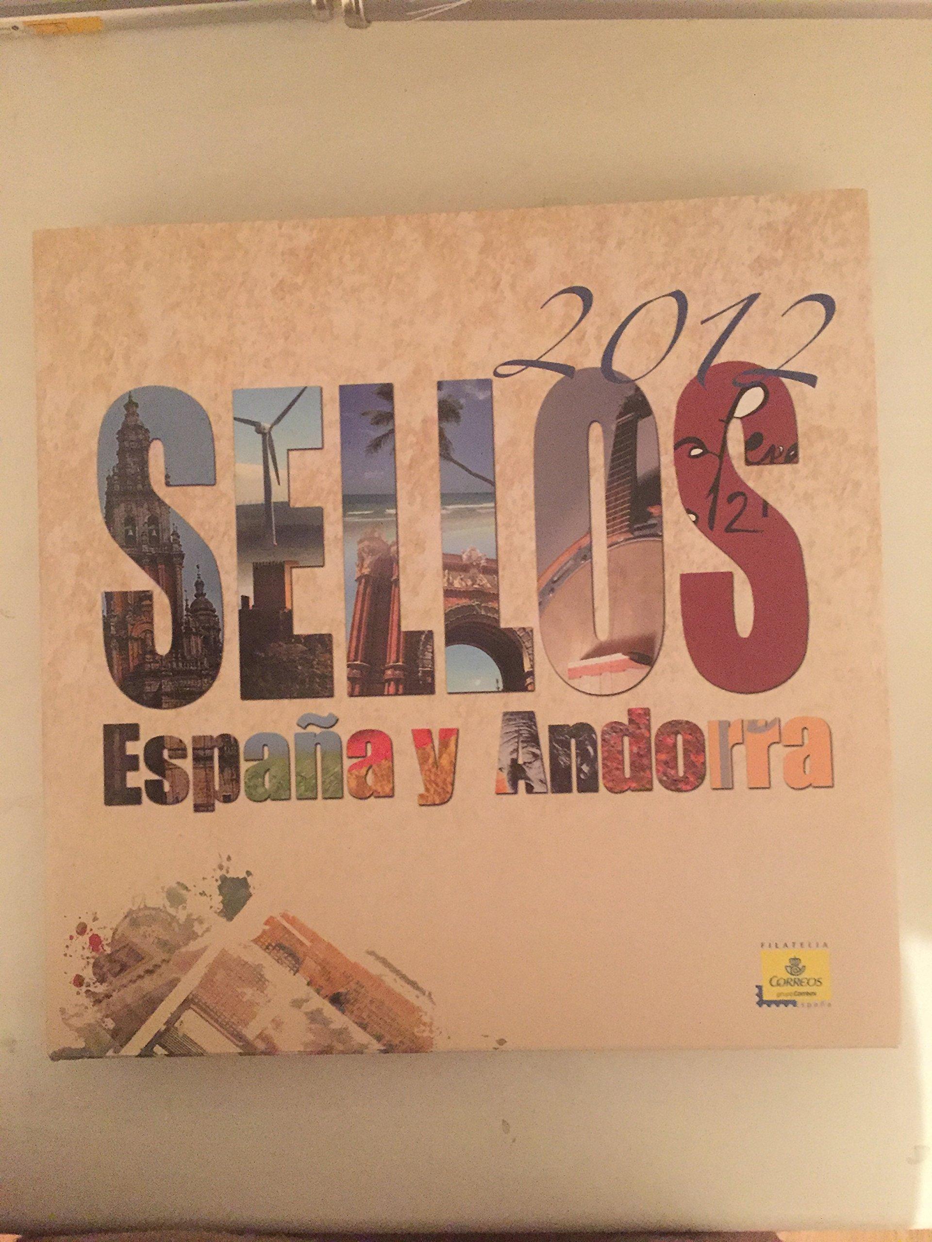 SELLOS ESPAÑA Y ANDORRA: Amazon.es: Correos y Telégrafos, Correos y Telegrafos: Libros