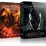 Game of Thrones: Season 7 (Limited Edition with Conquest & Rebellion) [DVD]