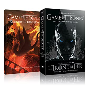 Game Of Thrones Season 7 Limited Edition With Conquest