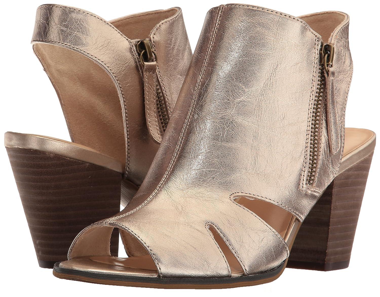 Bella Vita Kimmy Leder Sandale Sandale Leder Champagne a0fb05