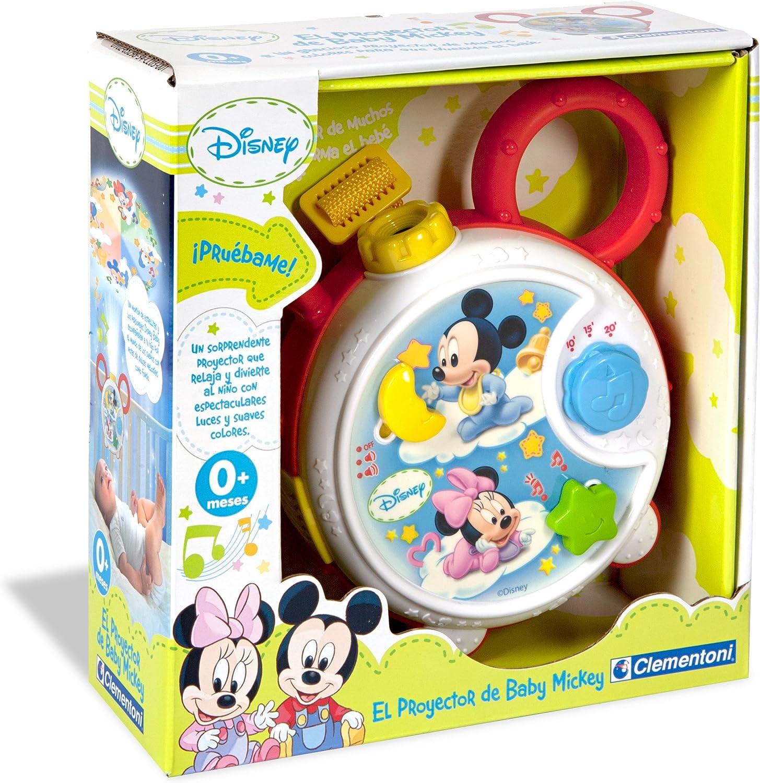 Clementoni - Proyector Disney Baby 65298: Amazon.es: Juguetes y juegos