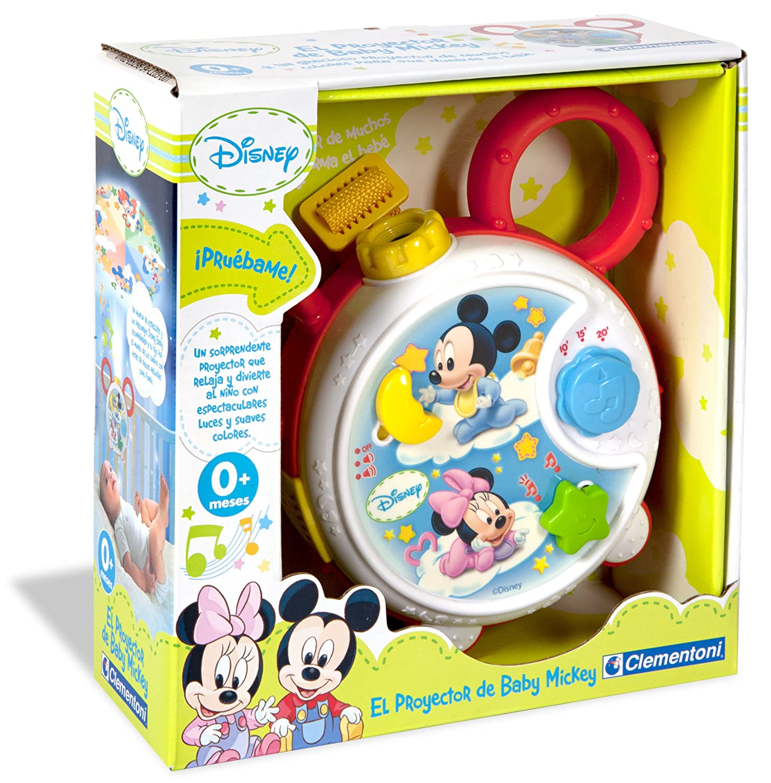 Clementoni - Proyector Disney Baby 65298
