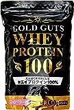 GOLD GUTS ゴールドガッツホエイプロテイン100 ストロベリー味 1000g