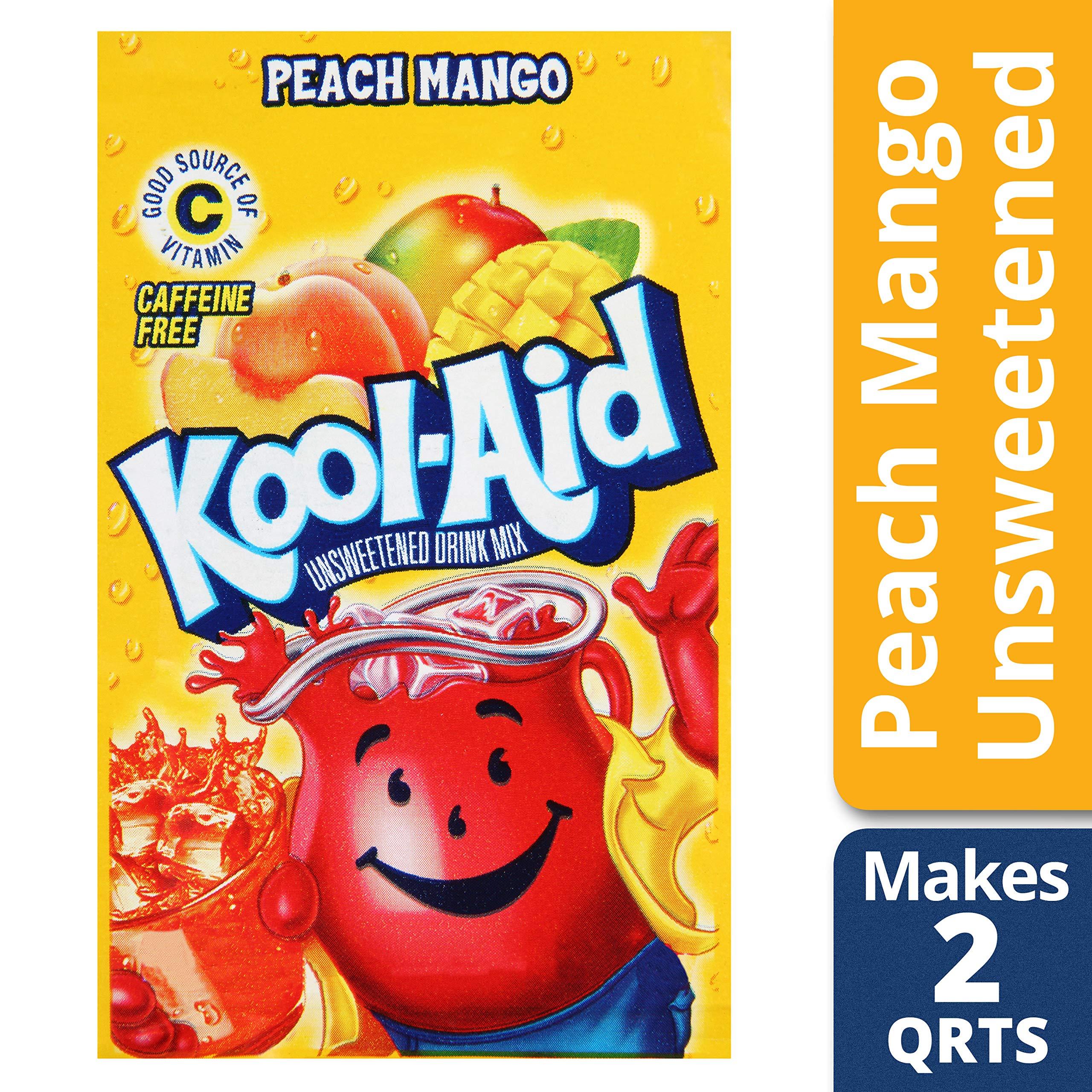 Kool Aid Peach Mango.14 oz