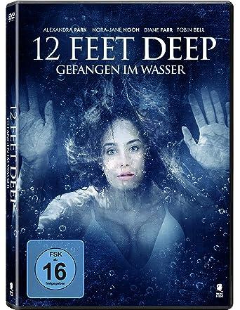 12 feet deep movie poster
