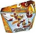 LEGO Legends Of Chima-speedorz - 70155 - Jeu De Construction - Fluminox - Challenge - La Tour De Feu