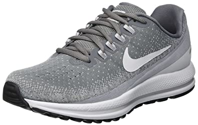 buy online 61a6b 5a9aa Nike Women's Air Zoom Vomero 13 Running Shoe Wide (D) Cool Grey/Pure  Platinum-Wolf Grey-White