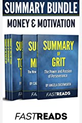 Summary Bundle: Money & Motivation | FastReads: Includes Summary of Grit, Summary of Mindset, Summary of Tools of Titans, Summary of Unshakeable, and Summary of The War of Art Kindle Edition