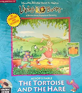 Living Books The Tortoise And The Hare Amazon Com Music