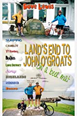 Land's End to John o' Groats: On a beer mat Kindle Edition