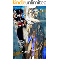Master of Manipulations.: Tango Mystery book cover