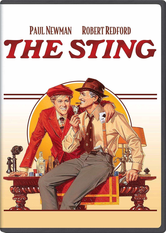 Amazon com: The Sting: Robert Redford, Paul Newman, Robert