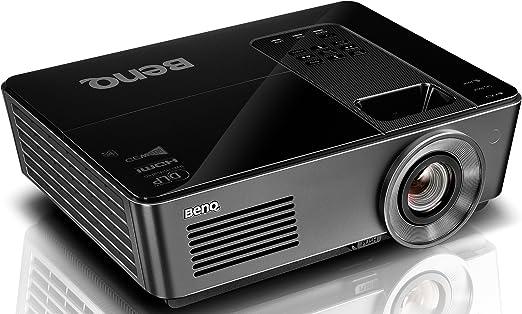 Benq Mh740 3d Dlp Projektor New 3d 144hz Triple Flash Full Hd 1920x1080 Pixel Kontrast 11 000 1 4000 Ansi Lumen 2x Hdmi 1 5x Zoom Lan Control Schwarz Heimkino Tv Video