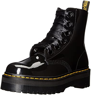 11ae2f87117e Dr Martens Molly Boots Black  Amazon.co.uk  Shoes   Bags