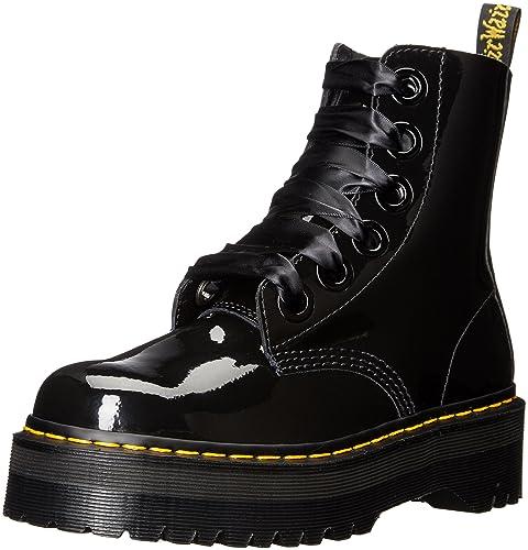 Dr. Martens Women s Molly Combat Boot 8759ece35258