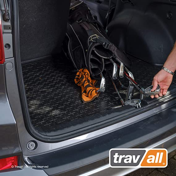 Tailored Trunk Mat with Antislip cod 7193 MTM Boot Liner Macan from 03.2014-