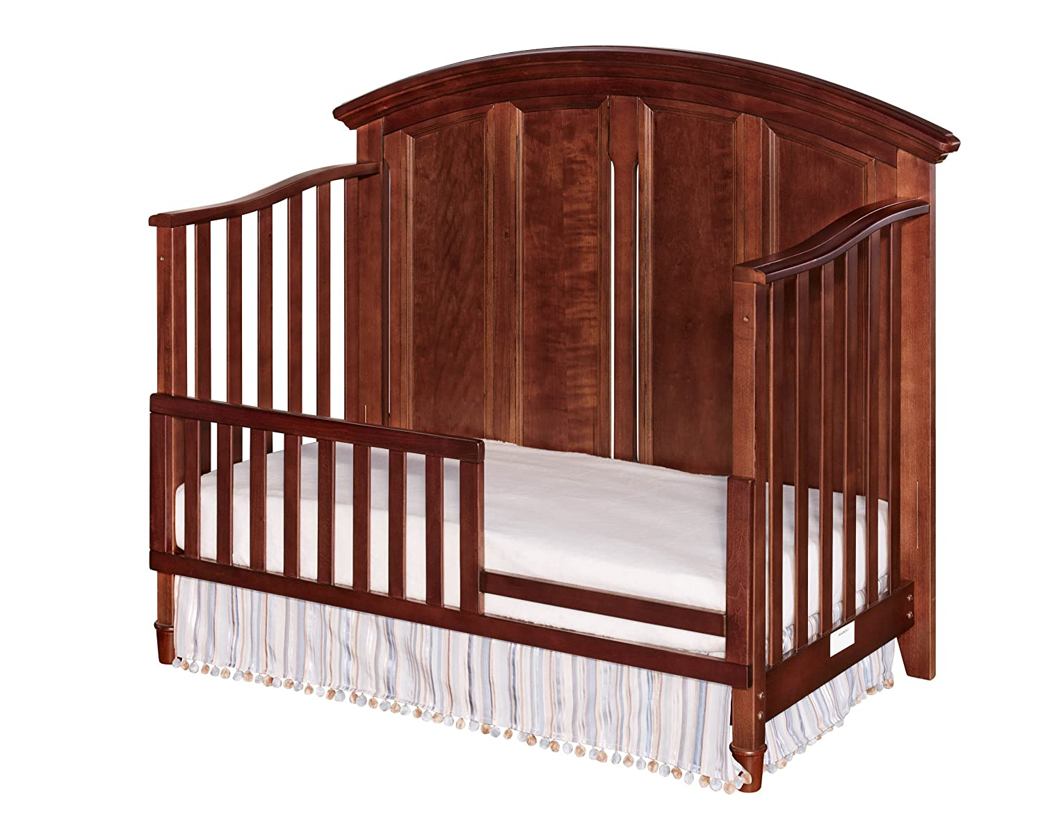 furniture changer reese design westwood natural baby cribs and cottage crib kids n