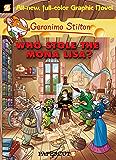 Geronimo Stilton Graphic Novels #6: Who Stole the Mona Lisa?