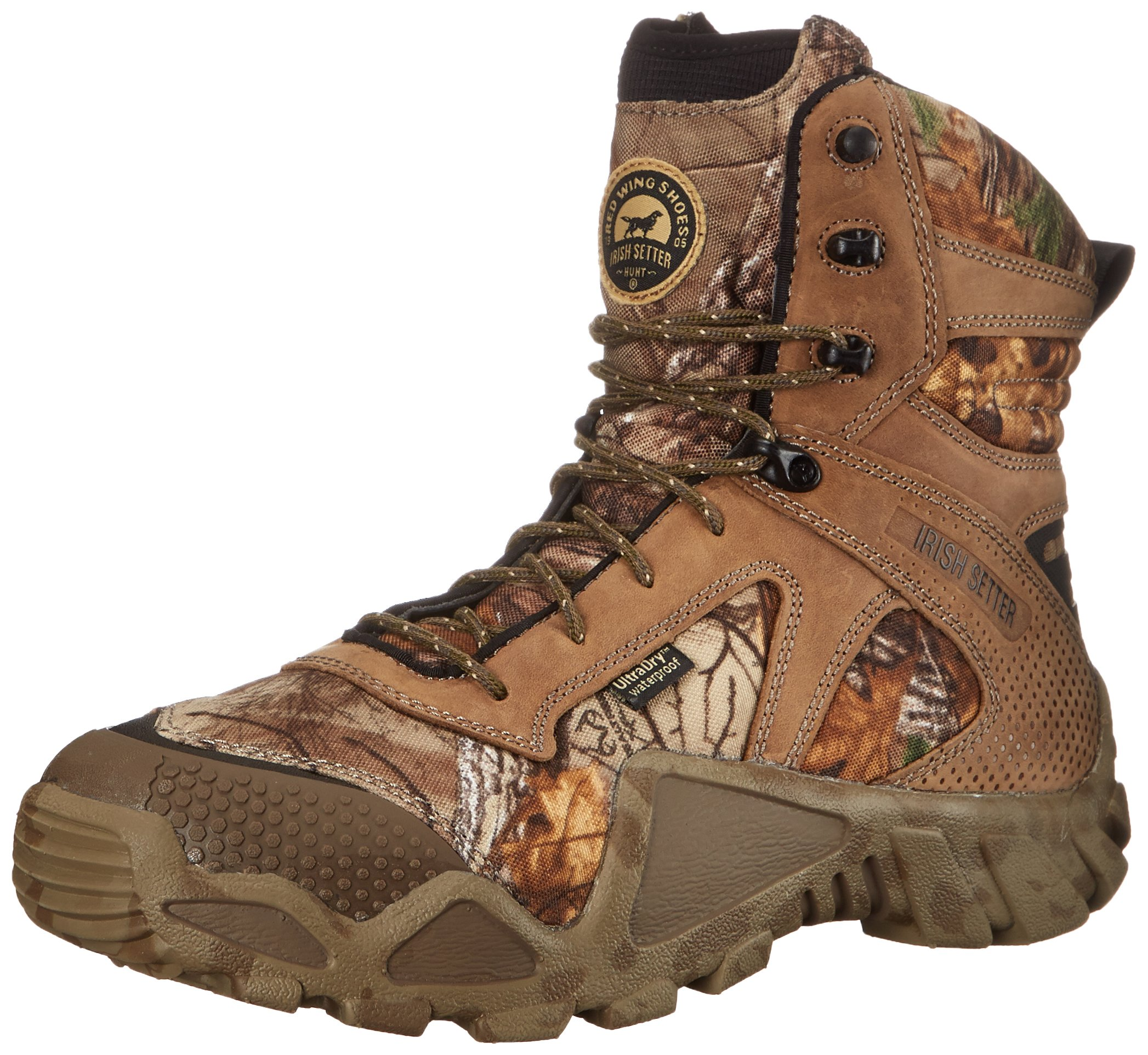 Irish Setter Men's 2873 Vaprtrek 8'' Hunting Boot,Realtree Xtra Camouflage,11 EE US