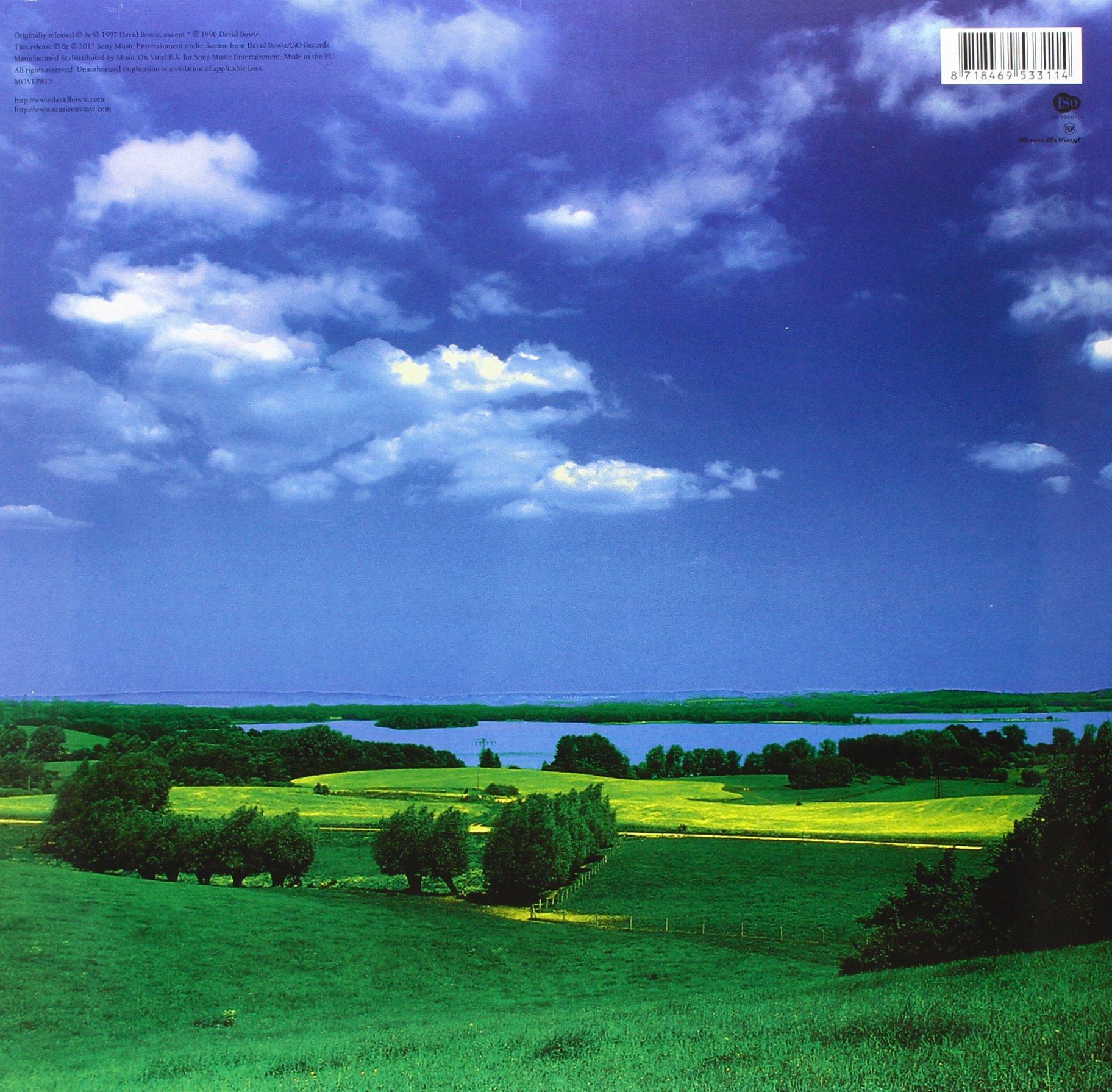 Earthling by Music on Vinyl