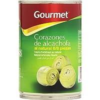 Gourmet Corazones de Alcachofa al Natural 6/8 Piezas