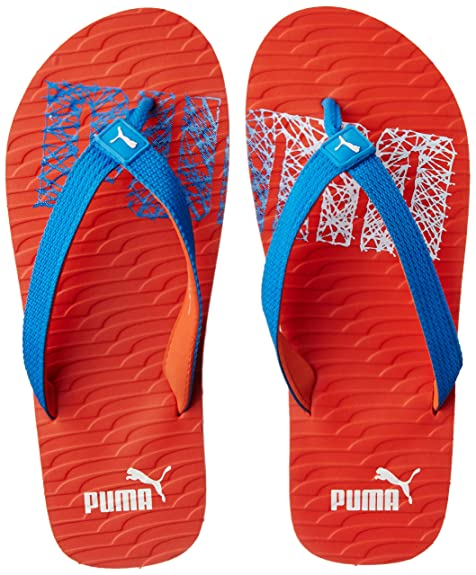 7cad8a5b38bf1c Puma Unisex Miami Fashion II Dp Hawaii Thong Sandals  Buy Online at Low  Prices in India - Amazon.in