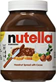 Nutella,Hazelnut 可可扩散 33.5 Ounce (Pack of 2)