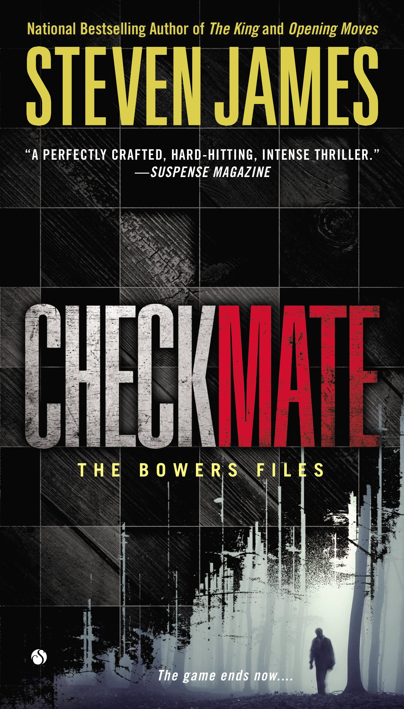 Checkmate (The Bowers Files)