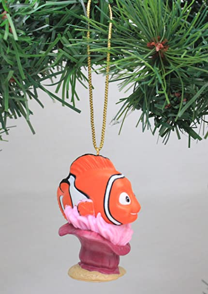"Disney's Finding Nemo's ""Nemo"" Holiday Ornament - Limited  Availability - Amazon.com: Disney's Finding Nemo's"