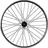 Rear Wheels - Black, 27.5- Inch