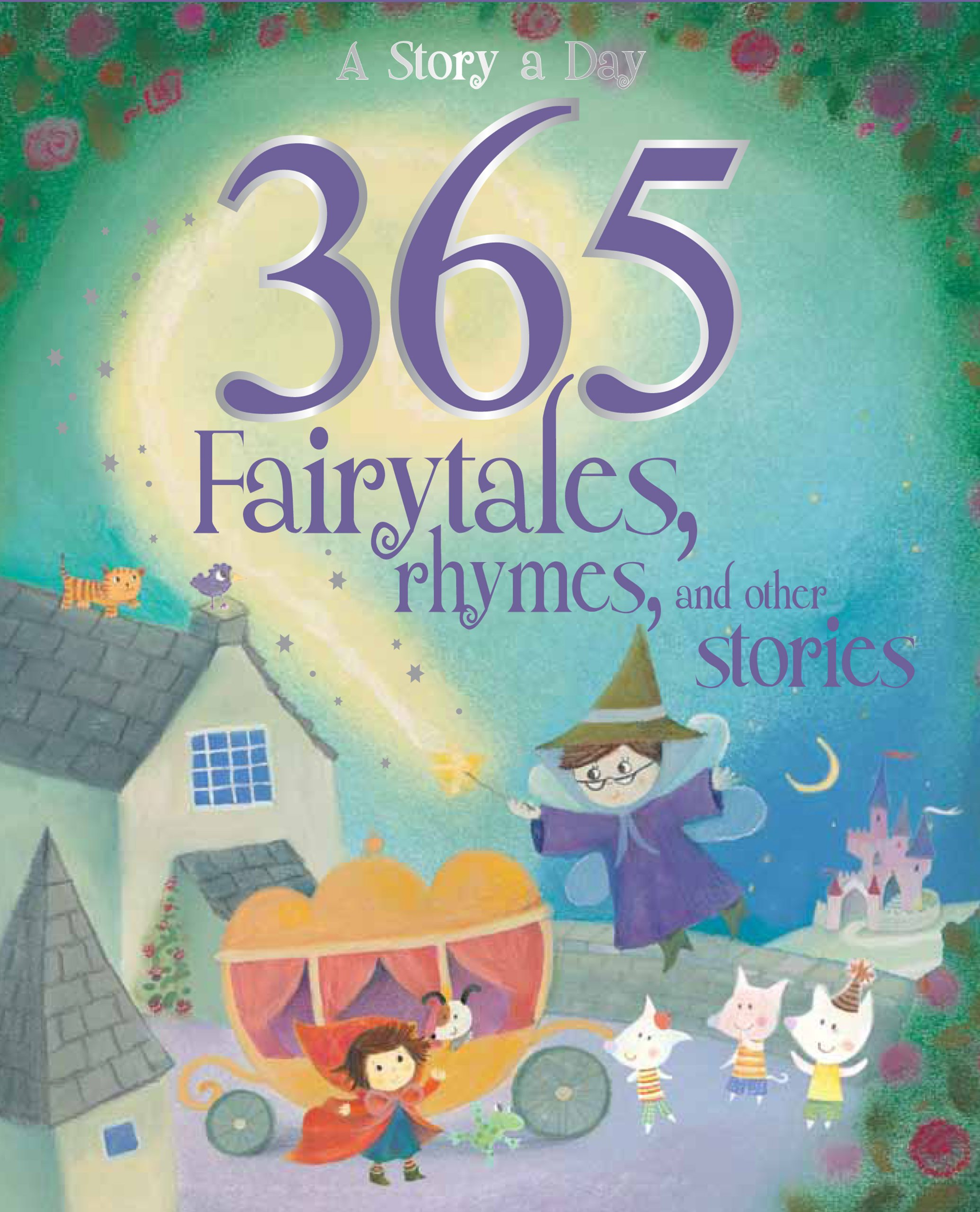 Uncategorized Fairy Tales For Kids 365 fairytales rhymes and other stories treasury parragon books 9781445438542 amazon com books