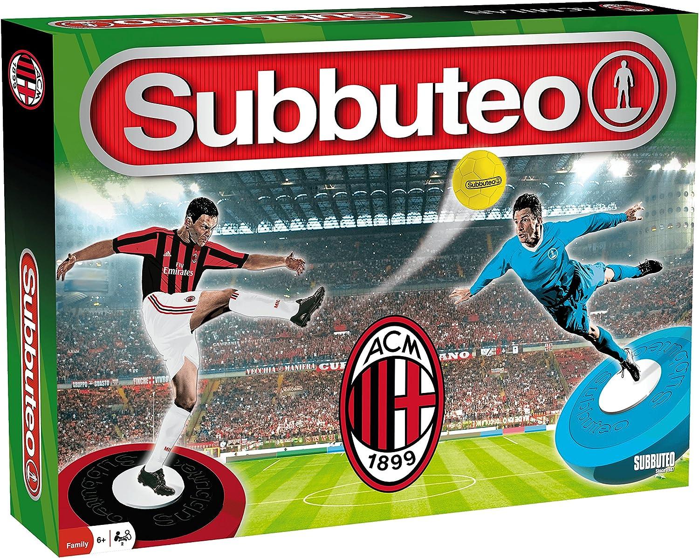 Subbuteo Playset AC Milan: Amazon.es: Deportes y aire libre