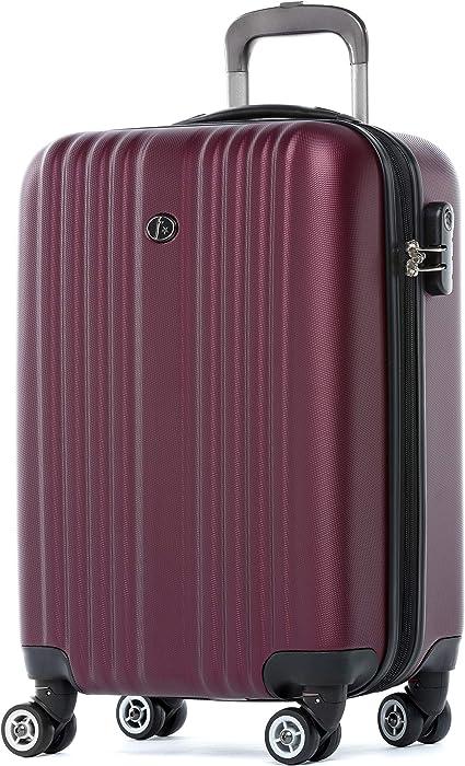 NUOVO Paris Design Cabina//medio//grande valigia rigida bagaglio da viaggio