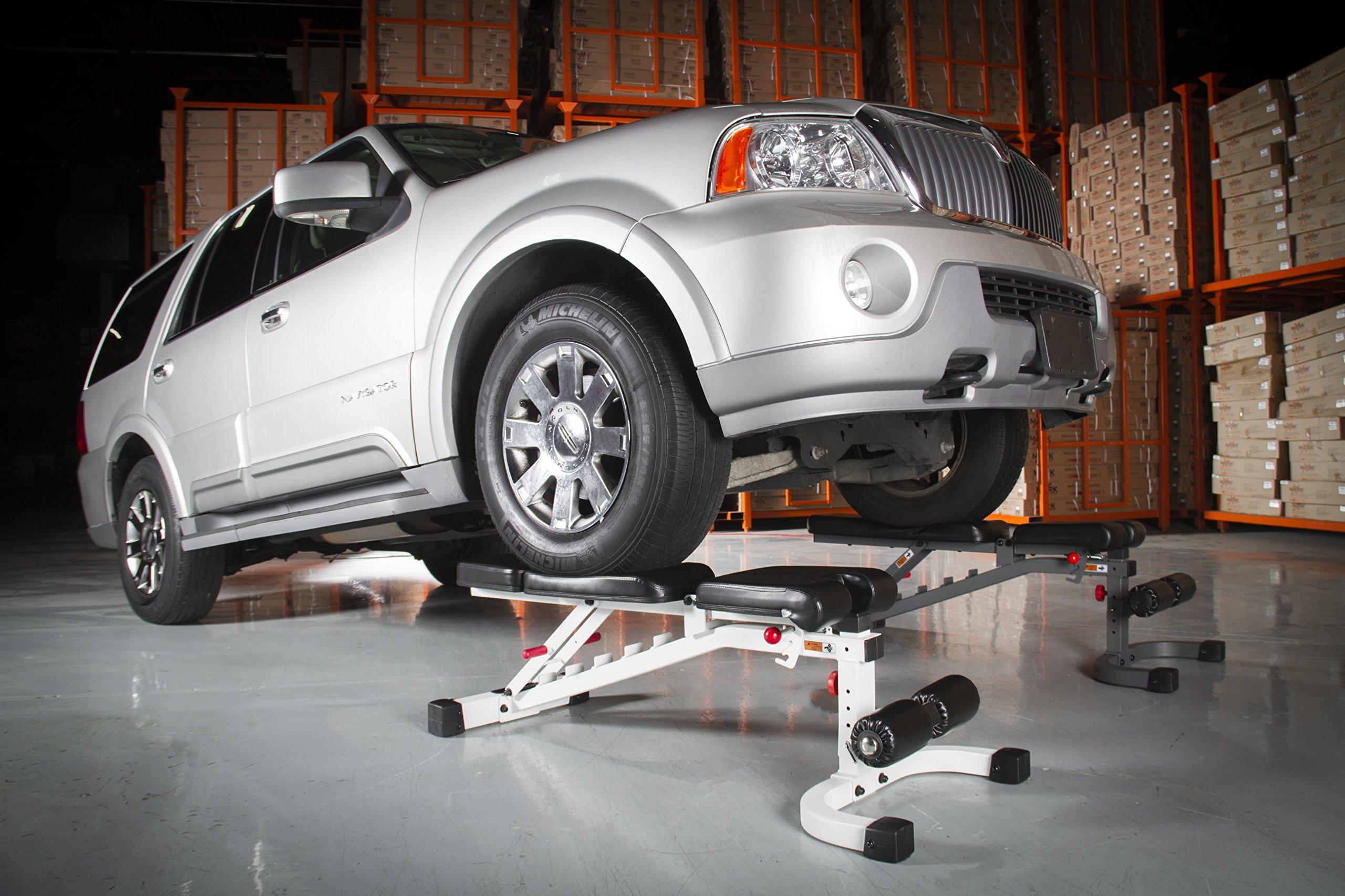 XMark FID Flat Incline Decline Weight Bench XM-7604