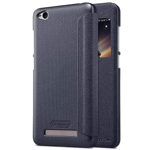12 opinioni per Meimeiwu Alta Qualità Slim Custodia in pelle- Flip Cover Leather Case Per XiaoMi