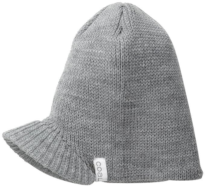 Coal Headwear Basic Visor Beanie - Women s Black Marl 2ba0ab5f33ae