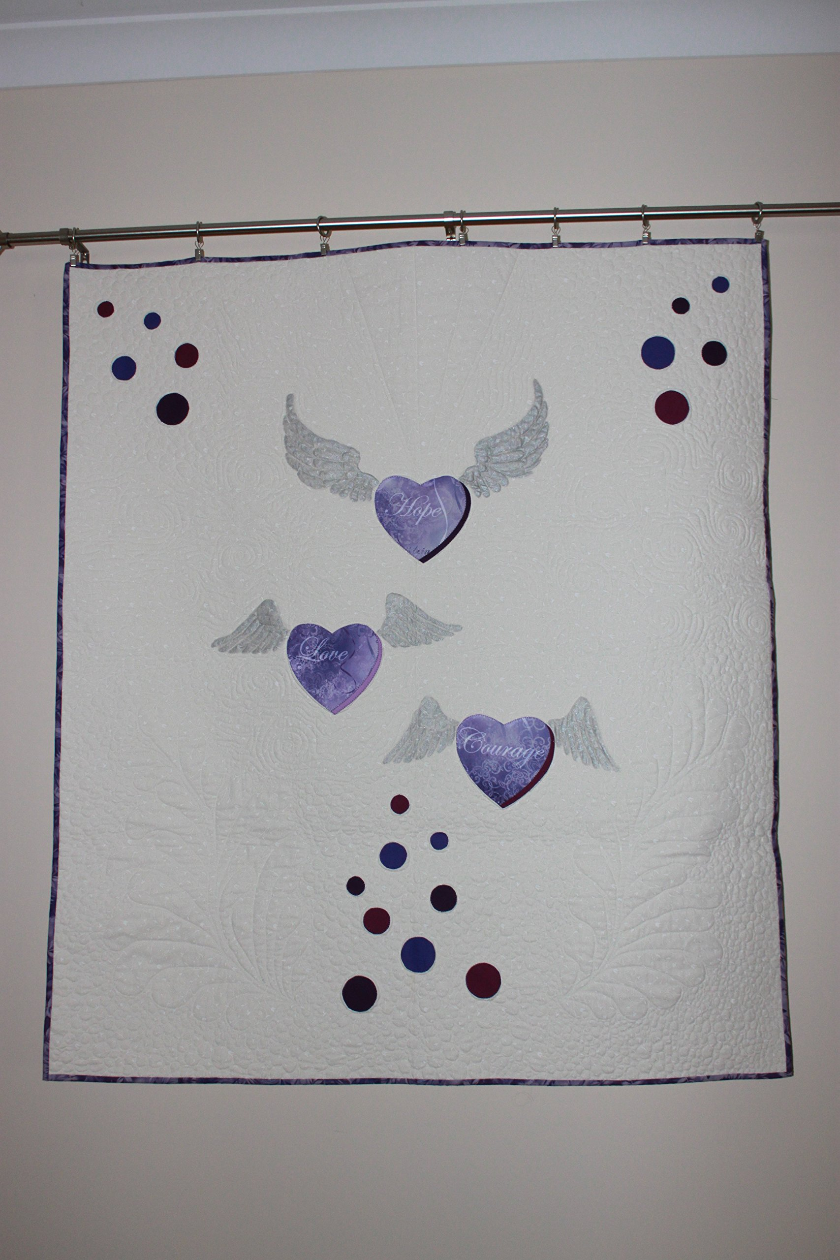 Winged Hearts Quilt