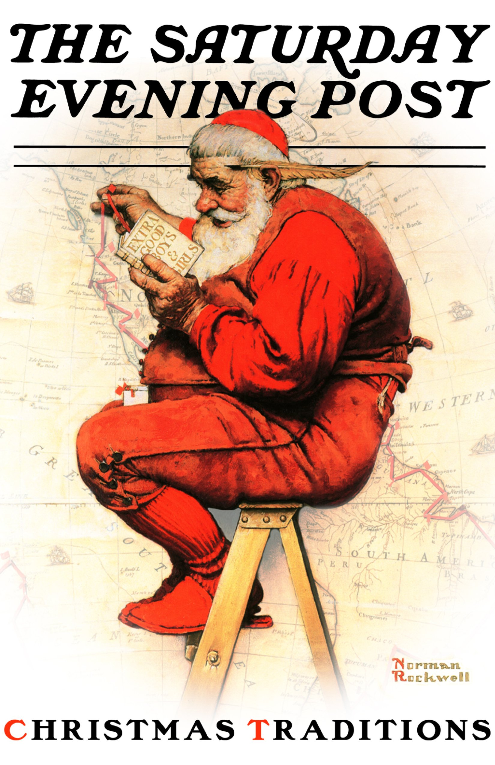 Norman Rockwell Christmas: Amazon.com