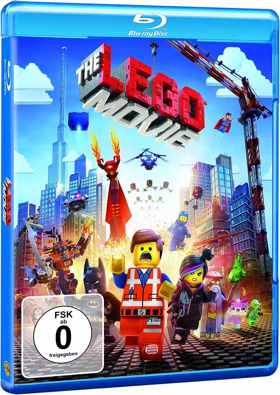 The Lego Movie 2014 Blu Ray Amazon Co Uk Dvd Blu Ray