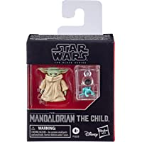 Star Wars - The Mandalorian - The Black Series -  The Child - Baby Yoda - 1.1 inch Collectible Action Figure - Kids Toys - Ages 4+
