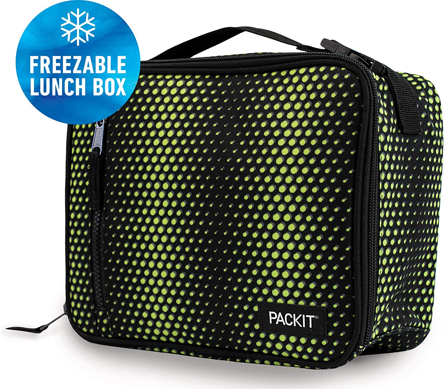 PackIt Freezable Classic Lunch Box, Venom