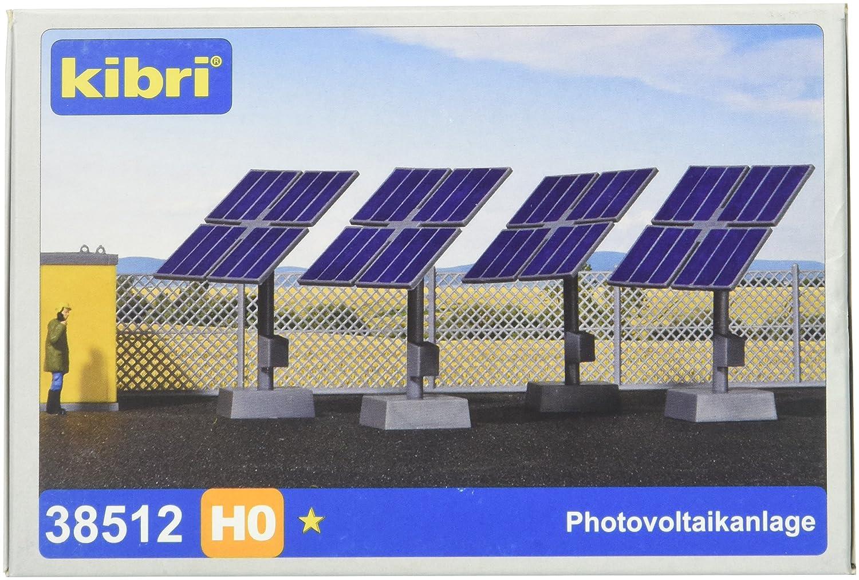 H0 Photovoltaikanlage Kibri 38512