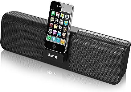 iHome iP9 Portable 9-Pin iPod/iPhone Speaker Dock