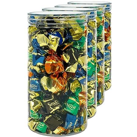 Tarros con Tapa de Aluminio Enroscable 12x10 cm 0,95 L D Luxy Pack 4 Botes de Polietileno Alimentario 15x10 cm 20x10 cm 18x10 cm 100 /% Libres de BPA Reciclables y 1,5 L - 1,3 L - 1,1 L