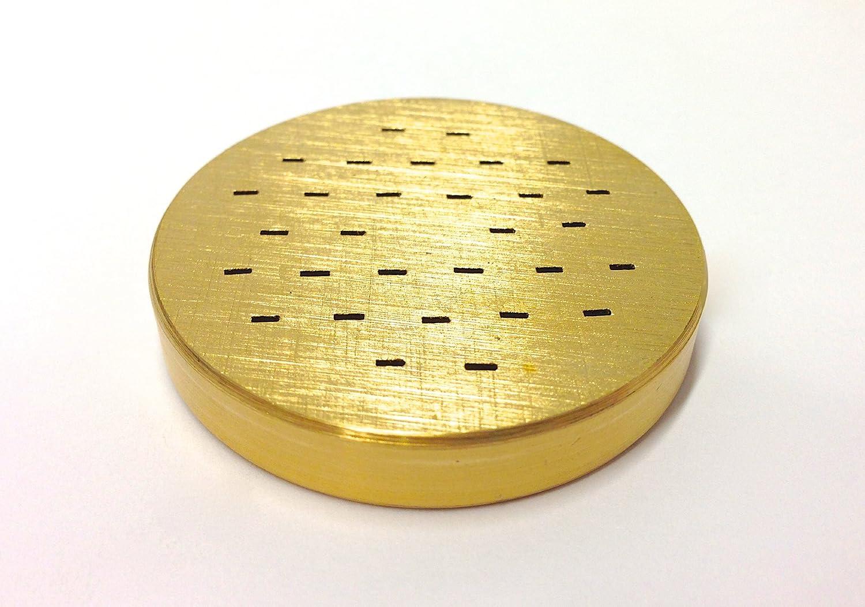Trafila in ottone Il Bigolaro per tagliolini 1, 7 mm Bottene
