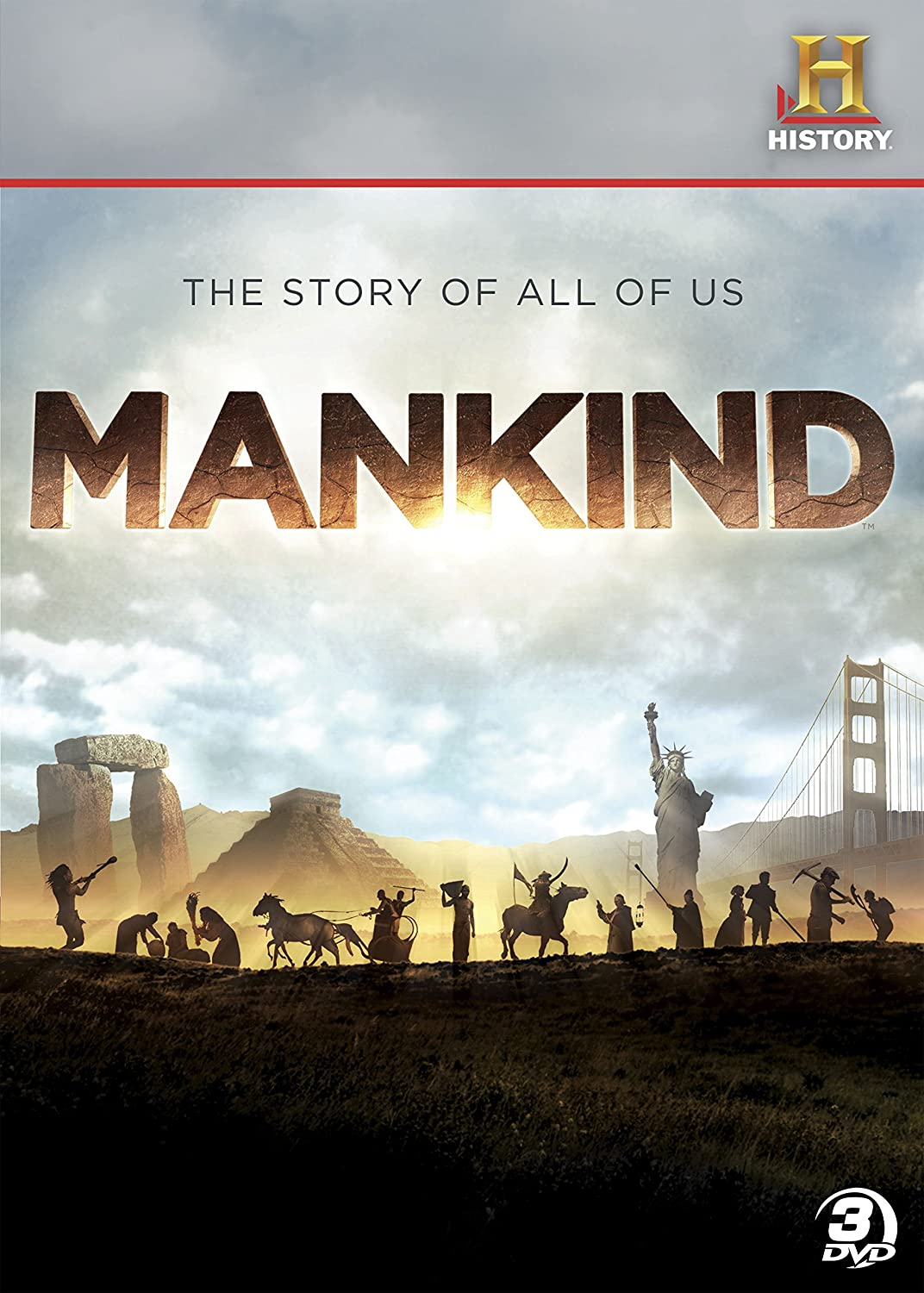 Amazon mankind the story of all of us the history channel amazon mankind the story of all of us the history channel movies tv robcynllc Image collections